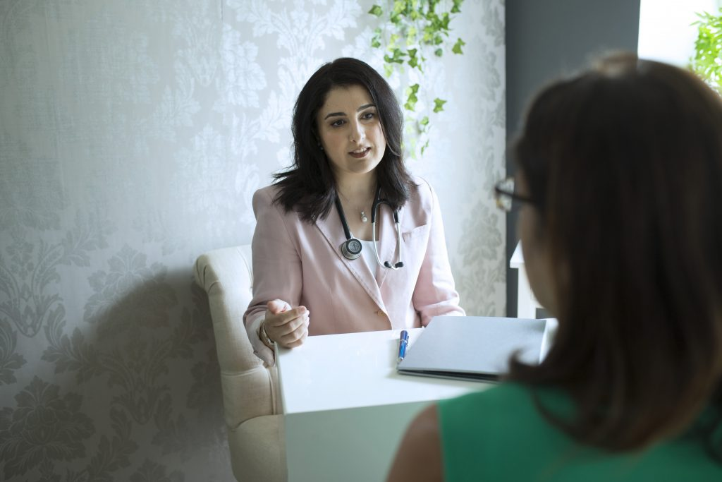 Dr. Maryam Salehpour, Family | Obesity Medicine